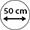 COMPACT (BREITE 50 CM)